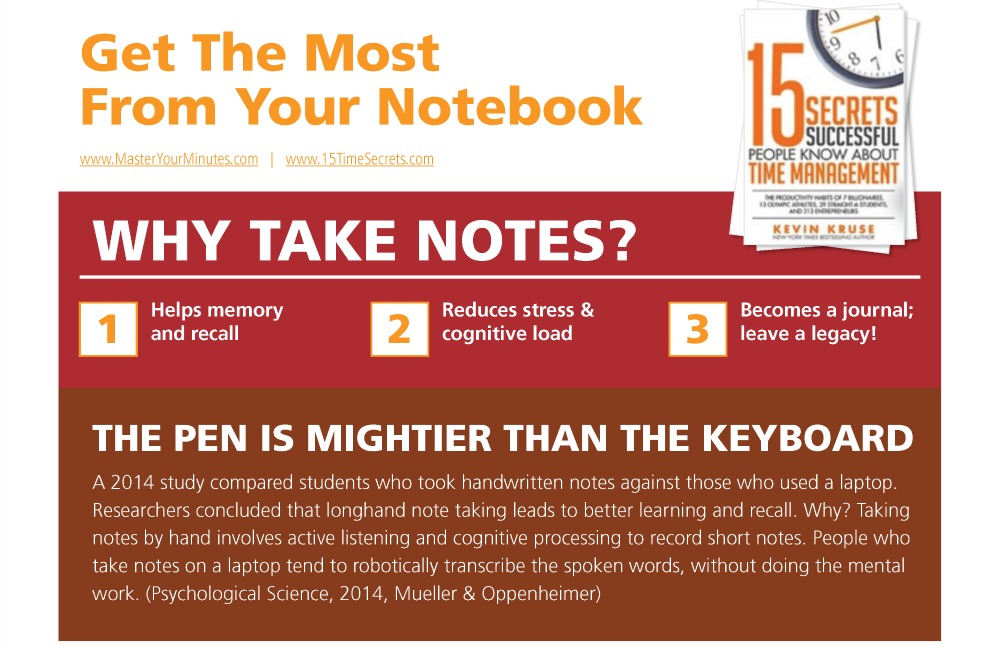Get The Most From Your Notebook (Free Download)